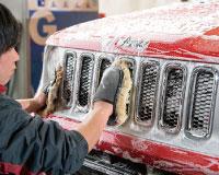 洗車工程04