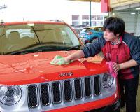 洗車工程07