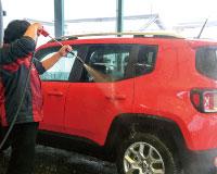 洗車工程06
