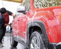 洗車工程05